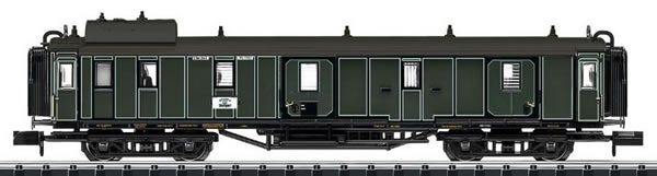 Trix 15968 - K.Bay.Sts.B. Bavarian Express Train Baggage Car
