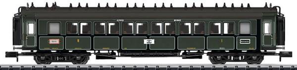 Trix 15969 - K.Bay.Sts.B. Bavarian Express Train Passenger Car