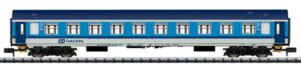 Trix 15989 - CD Type UIC Y Express Train Passenger Car, 2nd Class