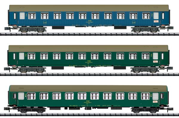 Trix 15997 - Baltic-Orient Express Express Train Passenger 2-Car Set