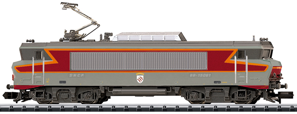 Trix 16006 - French Electric Locomotive Class BB 15000 of the SNCF