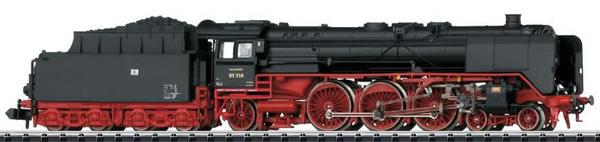 Trix 16011 - German Steam Locomotive Historic Frankfurt RR Musuem (DCC Sound Decoder)