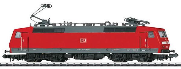 Trix 16024 - German Electric Locomotive Class 120 of the DB AG