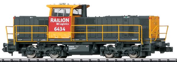 Trix 16062 - Dutch Diesel Locomotive 6400 of the NL