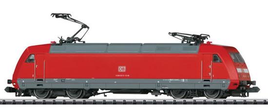 Trix 16081 - German Electric Locomotive Class 101 of the DB AG (DCC Sound Decoder)