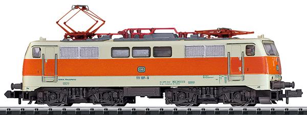 Trix 16114 - German Electric Locomotive Class 111 of the DB (Sound)