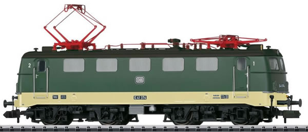 Trix 16141 - German Electric Locomotive BR E 41 of the DB (DCC Sound Decoder) (2018 Insider Club Model)