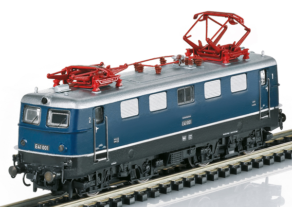 Trix 16146 - German Electric Locomotive E 41 of the DB