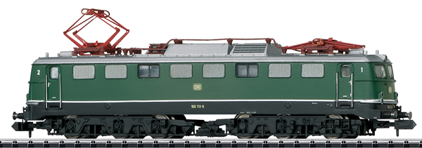 Trix 16153 - German Electric Locomotive BR 150 of the DB