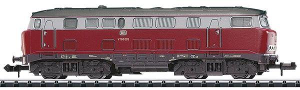 Trix 16162 - German Diesel Locomotive BR V160 Lollo of the DB - Hobby Series DCC