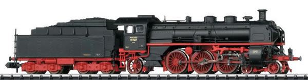 Trix 16181 - German Steam Locomotive BR 18.5 of the DRG (DCC Sound Decoder)