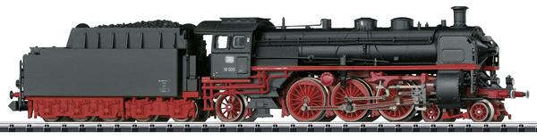 Trix 16185 - German High-speed Steam Locomotive 18 505 of the DB