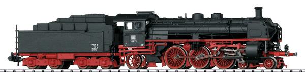 Trix 16188 - German Steam Locomotive BR 18.6 of the DB