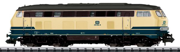 Trix 16211 - German Diesel Locomotive BR 210