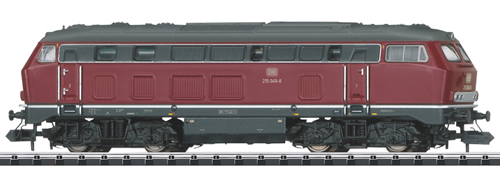 Trix 16251 - German Diesel Locomotive BR 215 of the DB, Sound