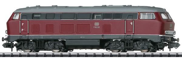Trix 16274 - German Diesel Locomotive V162 001 of the DB (Sound Decoder)