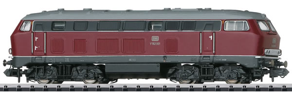 Trix 16274 - German Diesel Locomotive V162 001 of the DB (Sound Decoder)