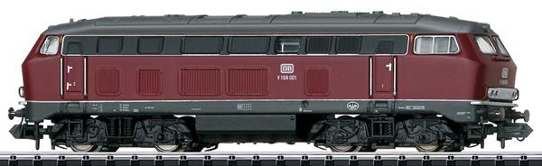 Trix 16276 - German Diesel Locomotive Baureihe V169 of the DB