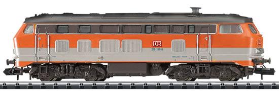 Trix 16286 - German Diesel Locomotive Series 218 of the DB AG