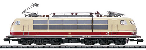 Trix 16342 - German Electric Locomotive BR 103.1 of the DB (DCC Sound Decoder)