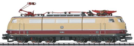 Trix 16351 - German Electric Locomotive Class  BR 103 003-0 of the DB (DCC w/Sound)