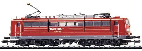 Trix 16491 - German Electric Locomotive Class 151 of the DB AG