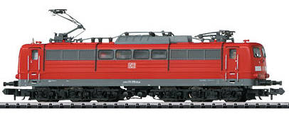 Trix 16492 - German Electric Locomotive CL 151 of the DB