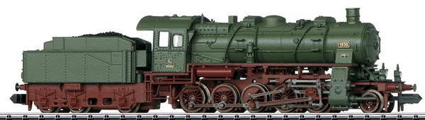 Trix 16585 - German Steam Locomotive G12 of the W.St.E.