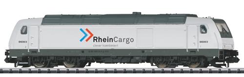 Trix 16641 - German Diesel Locomotive BR 285 of the Rhein Cargo GmbH