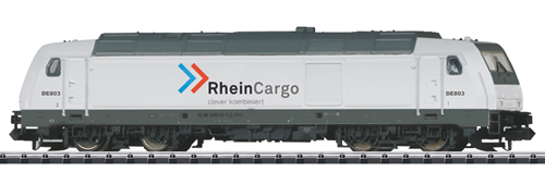 Trix 16641 - German Diesel Locomotive BR 285 of the Rhein Cargo GmbH