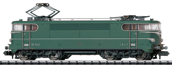 Trix 16692 - French Electric Locomotive Class BB 9200 of the SNCF (Sound)