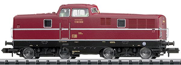 Trix 16801 - German Diesel Locomotive Class V 80 of the DB