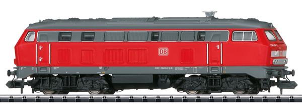 Trix 16823 - German Diesel Locomotive Class 218 of the DB AG (Sound)