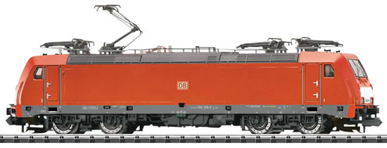 Trix 16873 - German Electric Locomotive BR 186 of the DB AG