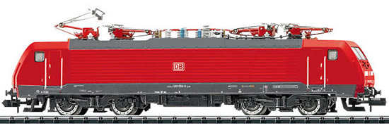 Trix 16893 - German Multi System Electric Locomotive Class 189 of the DB AG