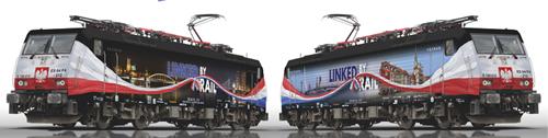 Trix 16894 - Electric Locomotive ES 64 of the ERS