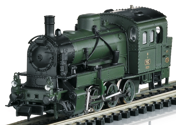 Trix 16921 - German Steam Locomotive Class R 4/4 K.Bay.Sts.B.