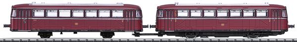 Trix 16981 - German Railbus Class VT 98 of the DB (Exclusive 30 Year MHI Model)