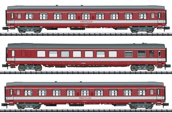 Trix 18218 - Le Capitole Express Train Passenger Car Set