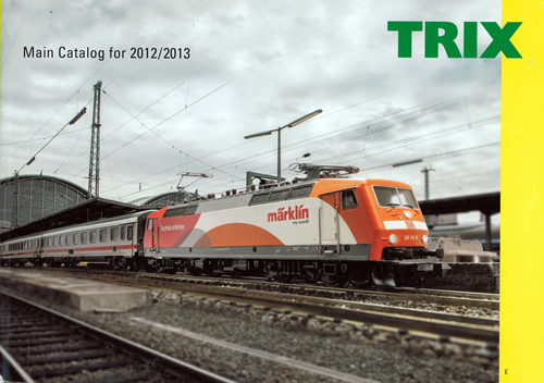 Trix 18481 - Main Catalog 2012/13