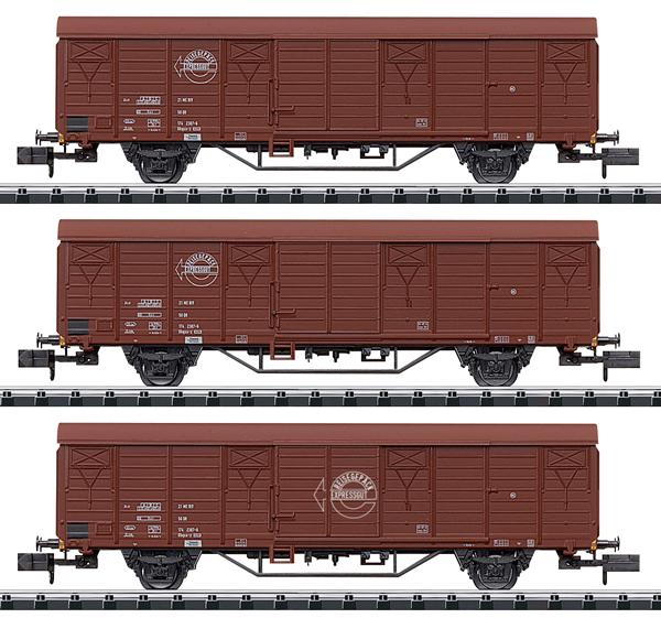 Trix 18902 - Express Freight Freight Car Set