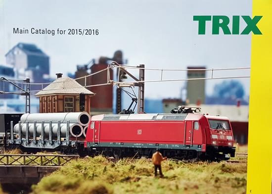Trix 19801 - Main Catalog for 2015/2016 - English Addition