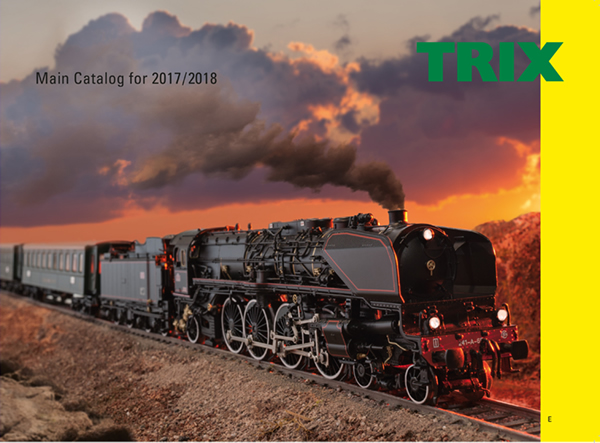Trix 19821 - 2017/2018 Main Catalog
