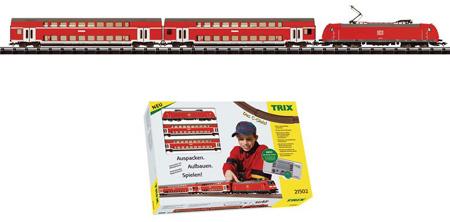 Trix 21502 - DGTL REGIONAL EXPRESS STARTER SET 06