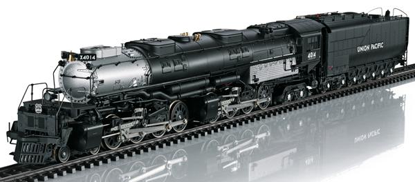 Trix 22014 - Dgtl Steam Locomotive Big Boy, 4014, U.P., Ep.VI