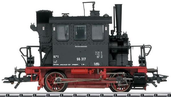 Trix 22034 - German Steam Locomotive BR 98.3 Glaskasten of the DB (DCC Sound Decoder)