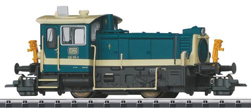 Trix 22048 - German Diesel Locomotive Köf III, digital
