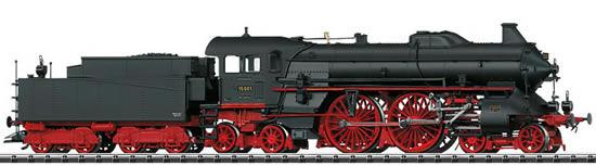 Trix 22065 - German Steam Locomotive BR S 2/6 w/ Tender of the DRG (DCC Sound Decoder)