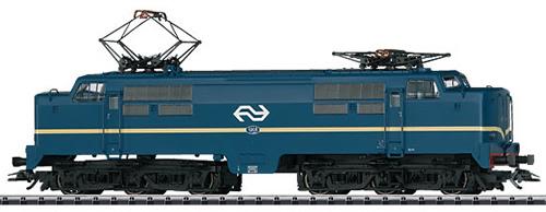 Trix 22127 - Dutch Electric Locomotive Series 1200 of the NS (DCC Sound Decoder)