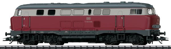 Trix 22162 - German Diesel Locomotive BR V 160 Lollo of the DB